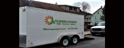 TD Energy Experts Heating and Cooling Mitsubishi Systems